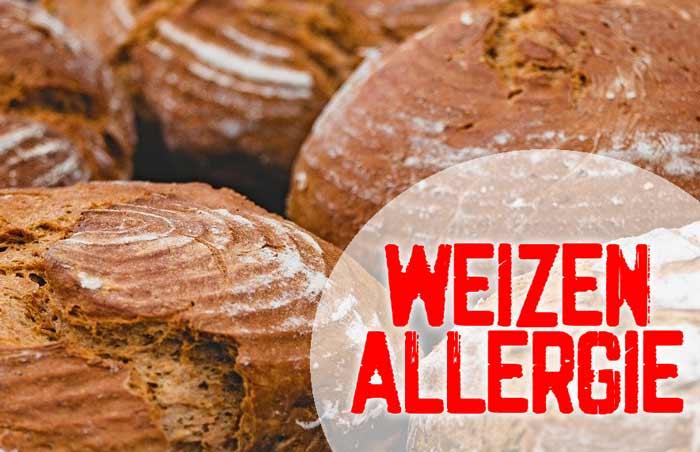 Weizen-Allergie